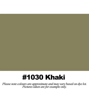 "#1030 Khaki Broadcloth Full Bolt (45"" x 30 Meters)"