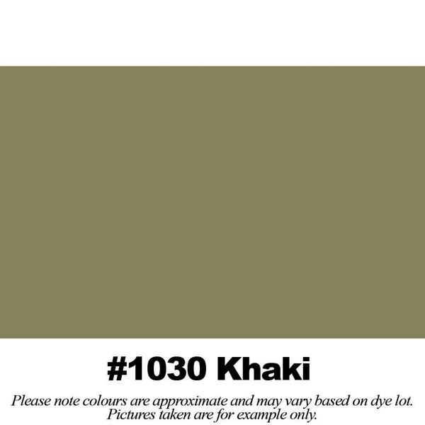 #1030 Khaki Broadcloth Full Bolt (45