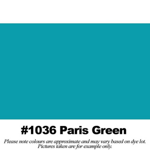 "#1036 Paris Green Broadcloth Full Bolt (45"" x 30 Meters)"