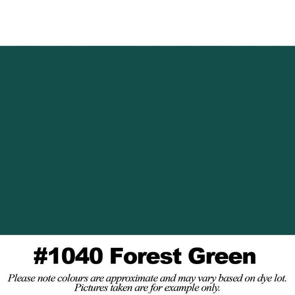 #1040 Forest Green Broadcloth Full Bolt (45