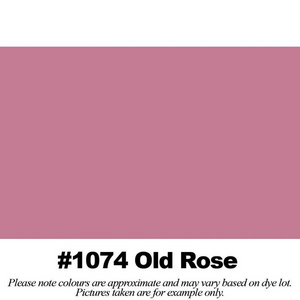 "#1074 Old Rose Broadcloth Full Bolt (45"" x 30 Meters)"