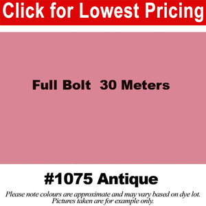 "#1075 Antique Broadcloth Full Bolt (45"" x 30 Meters)"