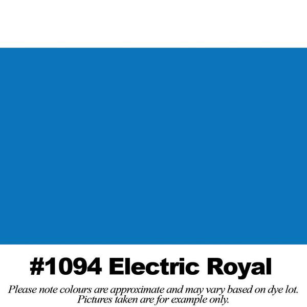 #1094 Electric Royal Broadcloth Full Bolt (45