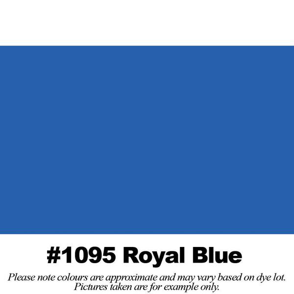 #1095 Royal Blue Broadcloth Full Bolt (45