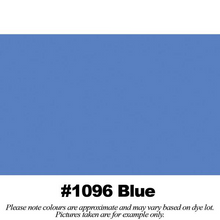 "Load image into Gallery viewer, #1096 Blue Broadcloth Full Bolt (45"" x 30 Meters)"