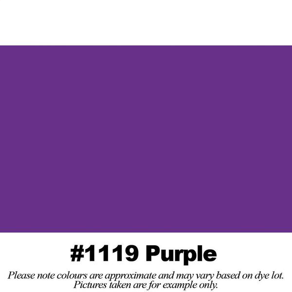 #1119 Purple Broadcloth Full Bolt (45