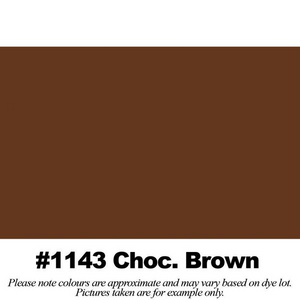 "#1143 Chocolate Brown Broadcloth Full Bolt (45"" x 30 Meters)"