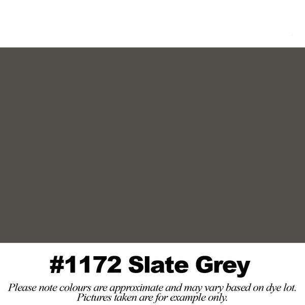 #1172 Slate Grey Broadcloth Full Bolt (45