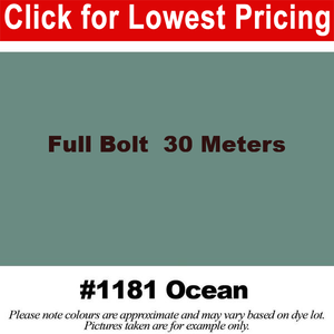 "#1181 Ocean Broadcloth Full Bolt (45"" x 30 Meters)"