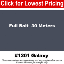 "Load image into Gallery viewer, #1201 Galaxy Broadcloth Full Bolt (45"" x 30 Meters)"