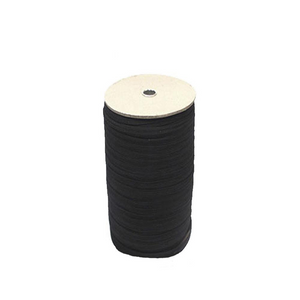 "3/4"" Black Elastic Roll (137 Yards)"