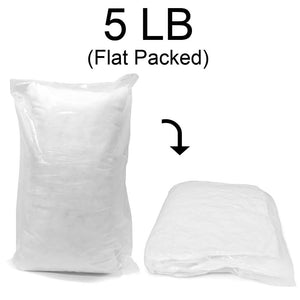 5 lb Bag - Polyester Stuffing (Flat Packed)