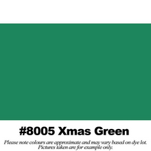 "Load image into Gallery viewer, #8005 Xmas Green Broadcloth Full Bolt (45"" x 30 Meters)"