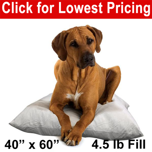 Dog Bed Pet Bed  Insert - 40