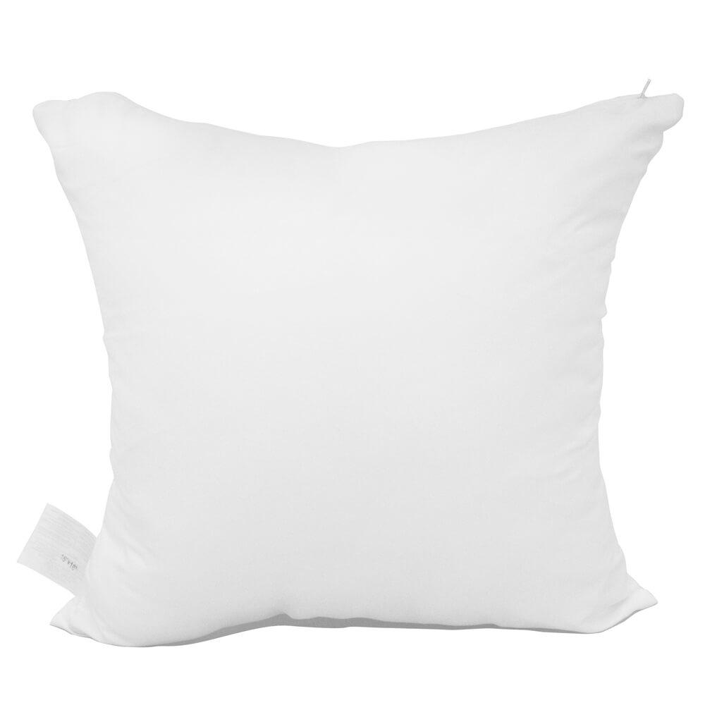 Microfiber Zippered Pillow Cover - 16