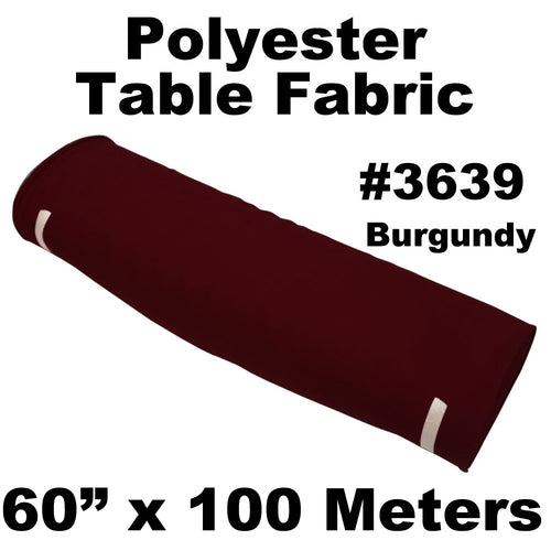 Polyester Table Fabric 60