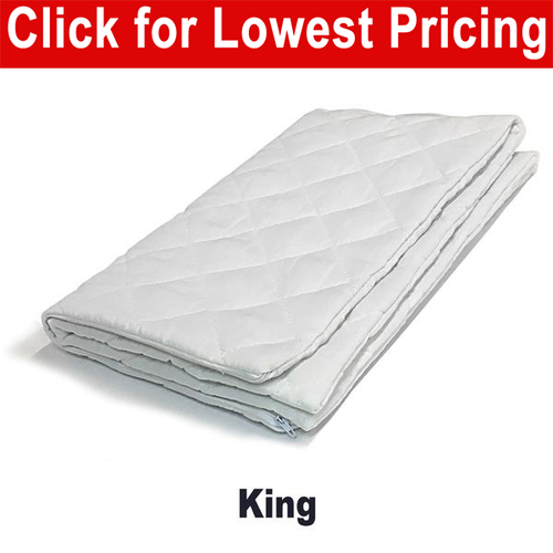 Quilted Pillow Protector 20