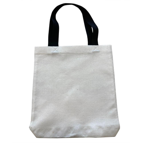 Canvas-Look Sublimation Tote Bag 14