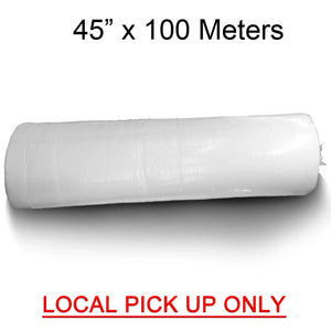 "Quilt Batting 45"" x 100 Meter Roll"