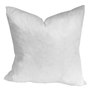 "Pillow Form 20"" x 20"" (Down Feather Fill) - Case Lot - 25 Pieces"