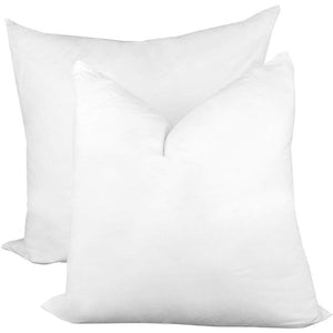 "Pillow Form 19"" x 19"" (Synthetic Down Alternative)"