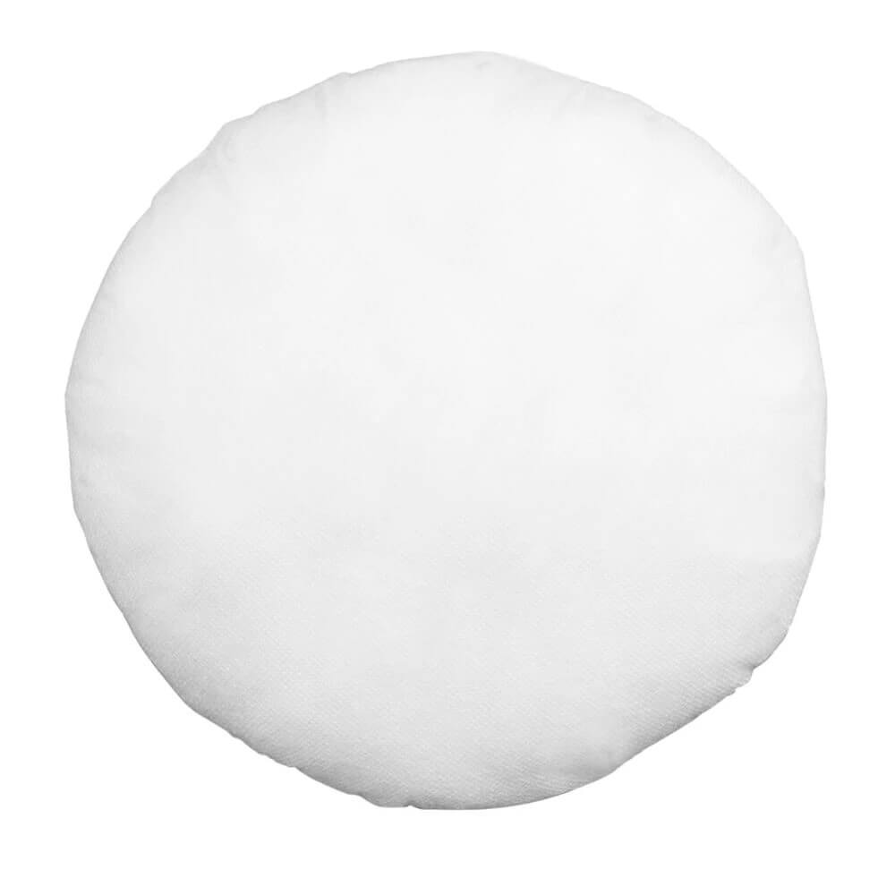 Round Pillow Form 18