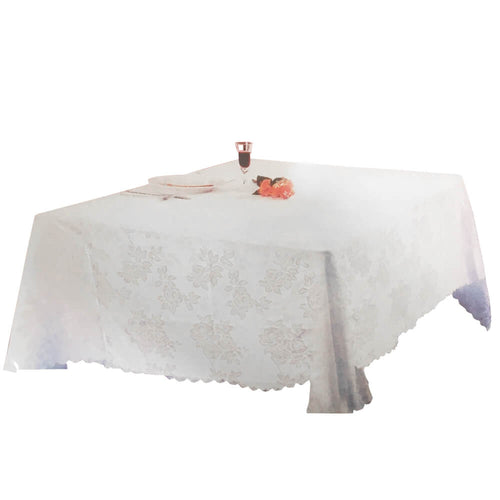 Damask Tablecloth 52