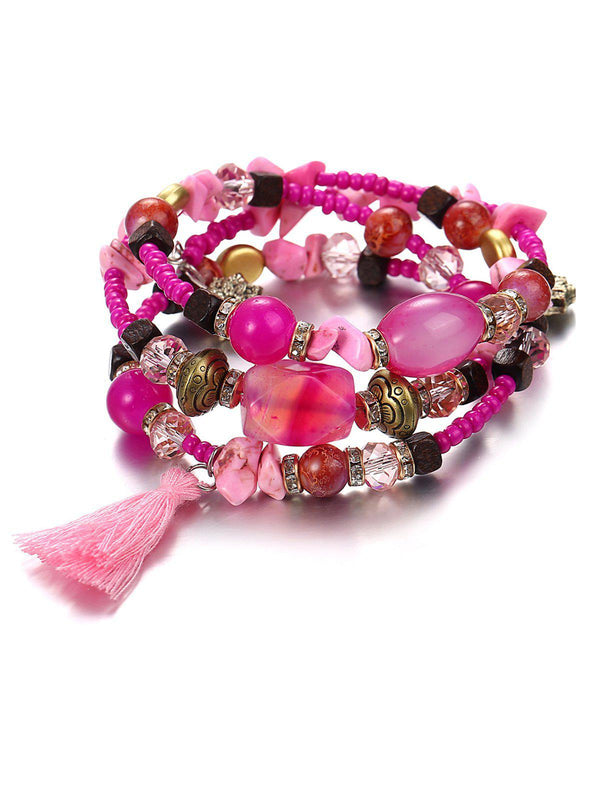 Bracelets-Accessories-fastchics-Rose-One-size-fastchics