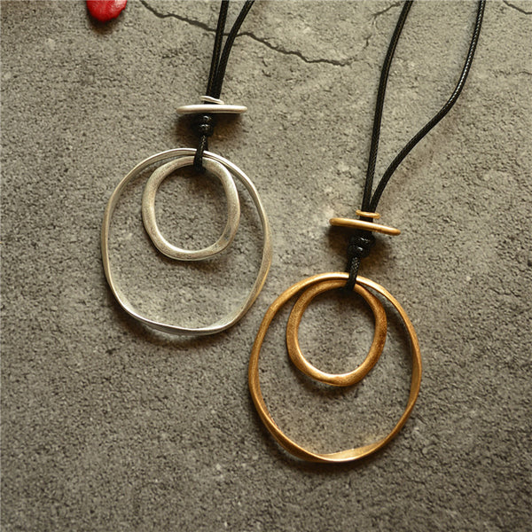 Casual Necklaces-Accessories-fastchics-Golden-fastchics