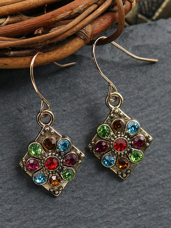 As Picture Alloy Casual Earrings-Accessories-fastchics-As Picture-fastchics