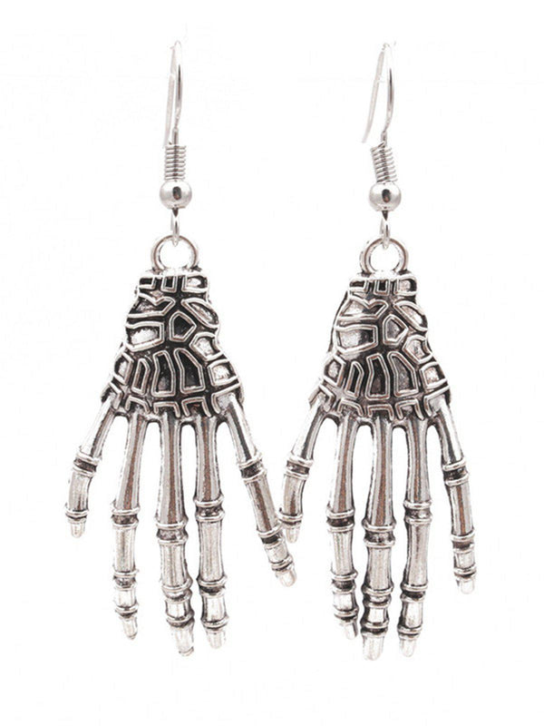 Alloy Earrings-Accessories-fastchics-Silver-fastchics