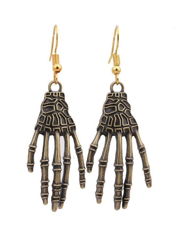 Alloy Earrings-Accessories-fastchics-Golden-fastchics