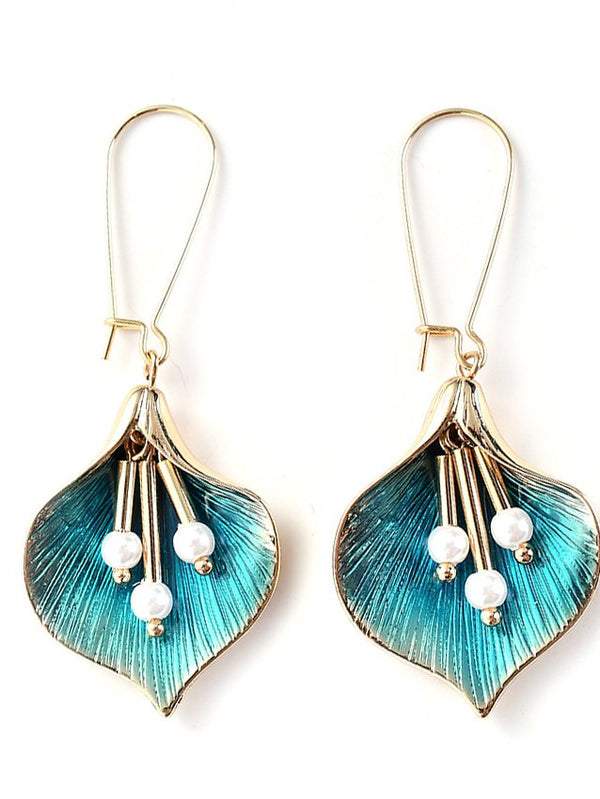 Alloy Earrings-Accessories-fastchics-Off White-fastchics