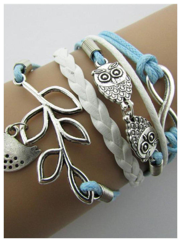 Vintage Women Bracelet-Accessories-fastchics-Light Blue-fastchics