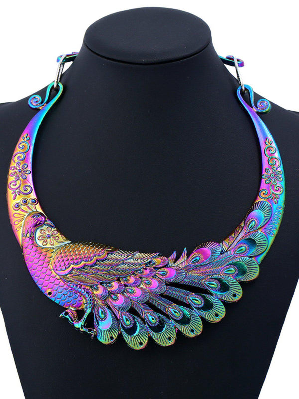 Elegant Necklaces-Accessories-fastchics-Multicolor-One-size-fastchics