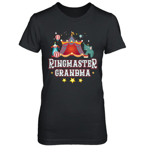 Ringmaster Grandma Circus Carnival Children Party