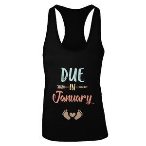 Due Date January 2019 Announcement Mommy Bump Pregnancy