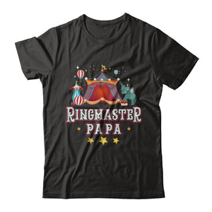 Ringmaster Papa Circus Carnival Children Party
