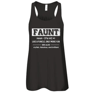 Faunt Like A Funcle Only More Fun For Aunts
