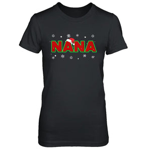 Nana Christmas Santa Ugly Sweater Gift