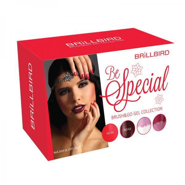 Be special Brush & go colour kit