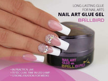 Load image into Gallery viewer, BB nail art glue gel