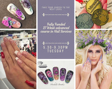 Load image into Gallery viewer, Michelle Brookes Nail Services Kit
