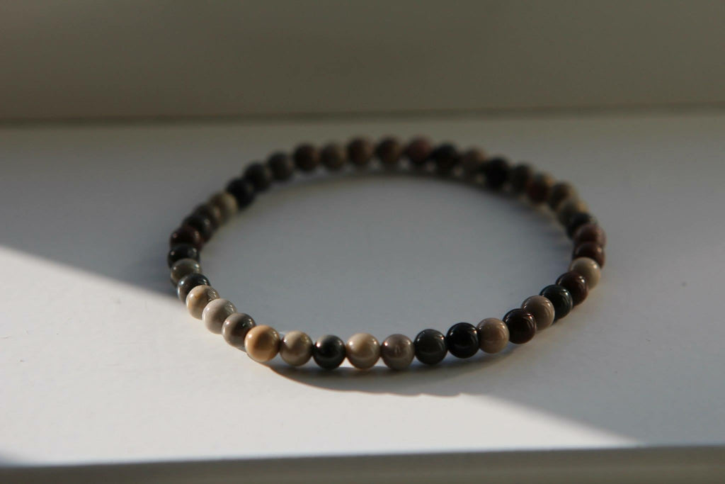 ATLANTIS Jasper bracelet 3 mm beads