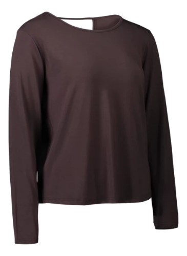 Eco Bamboo Long Sleeve Bison