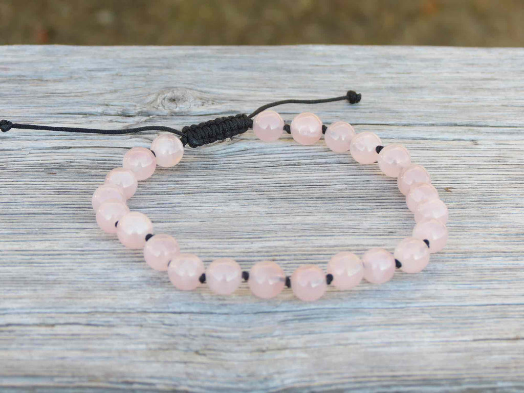 Talisman in Rose Quartz