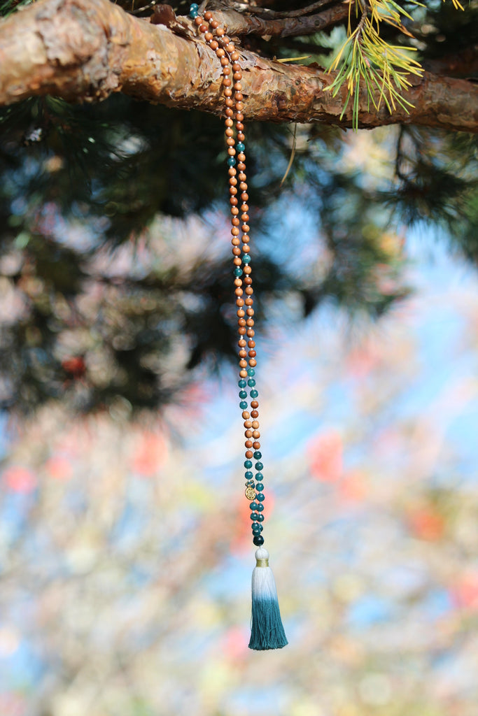 My Courage Mala (meditation tool)