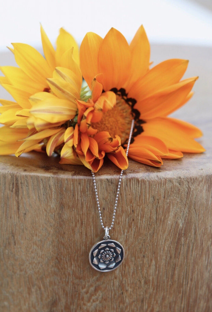 I AM necklace in 925 silver