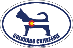 Colorado Breed Sticker Chiweenie