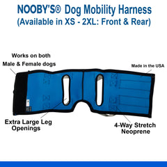 Nooby's Front Support Mobility Harness